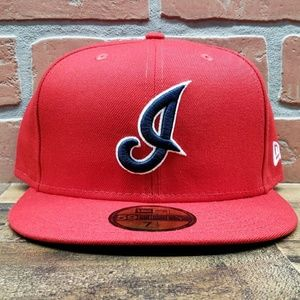 Mens New Era Cleveland Indians 59Fifty